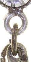 Vorschau: Konplott Global Glam Ohrringe hängend in crystal weiß 5450543861166