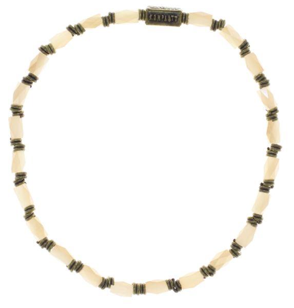 Konplott Night Sun elastisches Armband in beige 5450543786490