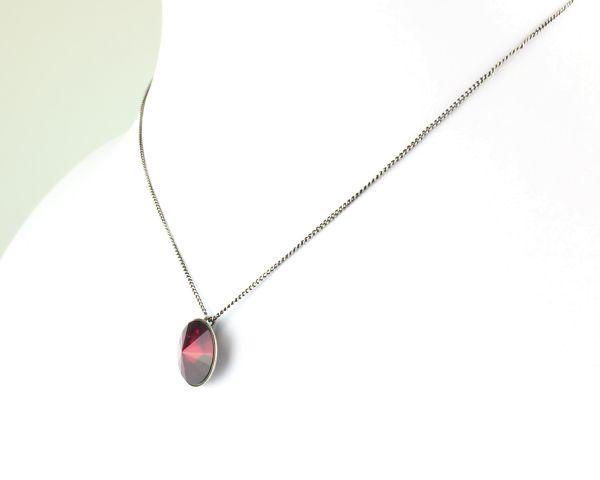Konplott Rivoli rote Halskette mit Anhänger 5450527495288