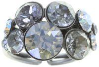 Vorschau: Konplott Petit Glamour Ring in weiß 5450543760261