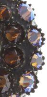 Vorschau: Konplott Inside Out Ohrclip Größe S in braun 5450543638546
