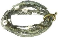 Vorschau: Konplott Petit Glamour d'Afrique Armband in grau 5450543786032