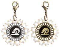 Konplott Zodiac weißer Charm-Anhänger (Widder) 5450543648330