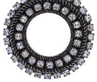 Vorschau: Konplott Rock 'n' Glam Halskette in crystal weiß 5450543776972