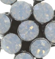 Vorschau: Konplott Magic Fireball Ring Mini in weiß/grau opal 5450543727523