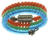 Vorschau: Konplott Massai Goes Fishing Ring in multi rainbow 5450543812380
