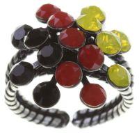 Konplott Magic Fireball Ring Deutschlandfarben klassisch 5450543666952