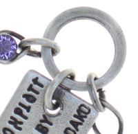 Vorschau: Konplott Magic Fireball Armband mini in lila 5450543754741