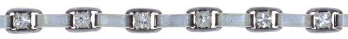 Konplott Industrial Armband in weiß 5450543764511
