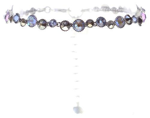 Konplott Water Cascade Armband in blau/braun 5450543753898