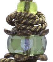 Vorschau: Konplott Tropical Candy Halskette mit Anhänger - Grün 5450543799728