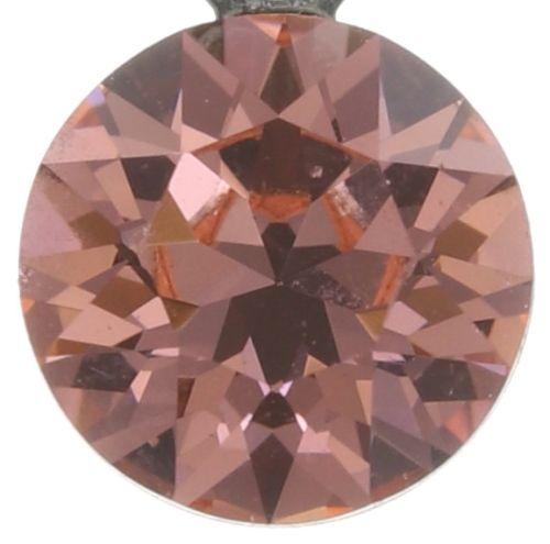 Konplott Cages Ohrhänger in beige/pink Silberfarben 5450543741260