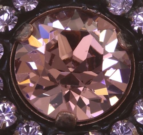 Konplott Rock 'n' Glam Ohrclip in lila light amethyst 5450543776910