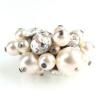 Vorschau: Konplott Pearl Shadow crystal Ring 5450527444583