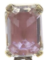 Vorschau: Konplott Mix the Rocks Ohrstecker in rosa crystal blush 5450543790596