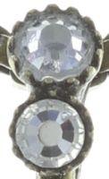 Vorschau: Konplott Studio 54 Halskette lang mit Anhänger in cremeweiß Messing 5450543748948