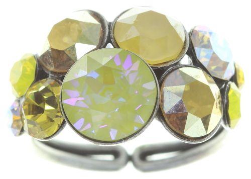 Konplott Petit Glamour Ring in buttercup gelb 5450543795539