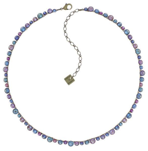 Konplott Water Cascade Halskette Unicorn pastel multi 5450543881959