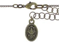 Vorschau: Konplott Rivoli Halskette in grün colorado topaz vitrail light 5450543783345