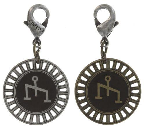 Zodiac Charm-Anhänger (Waage)