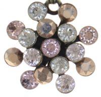 Vorschau: Konplott Magic Fireball Halskette mit Anhänger mini in beige 5450543754789