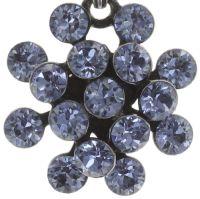 Vorschau: Konplott Magic Fireball Halskette mit Anhänger Mini in hellblau 5450543656441