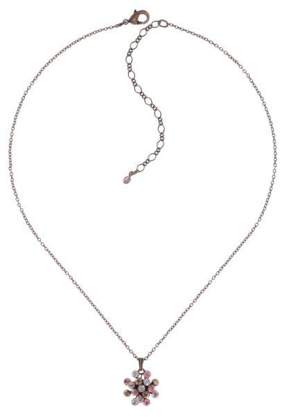 Konplott Magic Fireball Halskette Mini in blushed rose 5450543797373