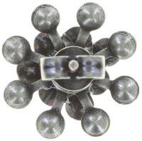 Vorschau: Konplott Magic Fireball Ohrstecker Mini in weiß opal 5450543727516