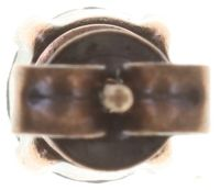 Vorschau: Konplott Black Jack Ohrstecker in coralline padparadscha 5450543697956