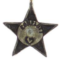 Vorschau: Konplott Dancing Star Halskette mit Anhänger in blau Größe XS 5450543773957