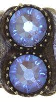 Vorschau: Konplott Tears of Joy Armband in braun crystal cappucci Größe M 5450543763446