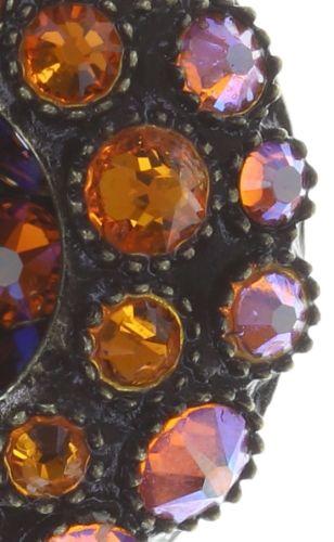 Konplott Inside Out Ohrstecker Größe S in orange 5450543638935