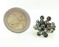 Vorschau: Konplott Magic Fireball 16 Stein Ring in chrysolite, hellgrün 5450527612128