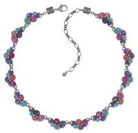 Konplott Petit Glamour Halskette Unicorn pastel multi 5450543813998