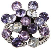 Konplott Magic Fireball Ring mini in lila 5450543754772