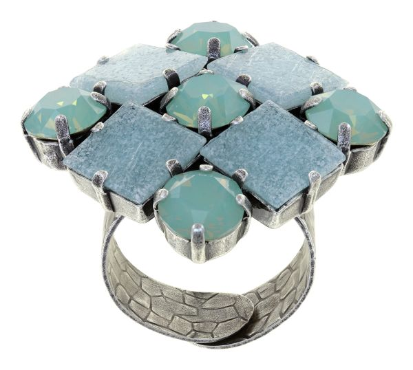 Konplott Cleo Ring Icy Green 5450543911922