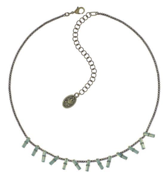 Konplott Jumping Baguette Halskette Opal Green 5450543861609