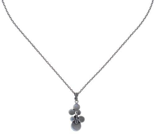Konplott Water Cascade Halskette mit Anhänger in lila 5450543753966