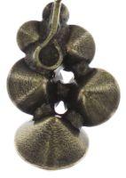 Vorschau: Konplott Petit Glamour Halskette mit Anhänger in weiß/beige 5450543682648