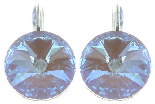 Konplott Rivoli Ohrhänger in braun crystal cappuccino 5450543787534