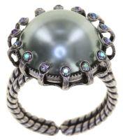Vorschau: Konplott Ring in blau/grün - Where the Lilac Bloom 5450543885575