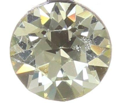 Konplott Magic Fireball Halskette in lemon jelly crystal sunshine de lite 5450543852812