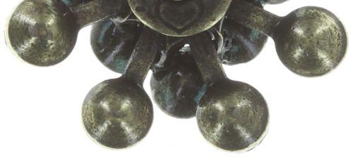 Konplott Magic Fireball Ohrstecker mini in blau türkis 5450543727417