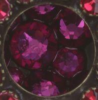 Vorschau: Konplott Inside Out Ohrstecker Größe S in scarlet rot 5450543675978