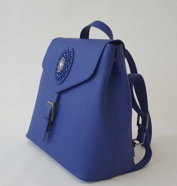 Konplott Plain is Beautiful Rucksack Royal Blau - Gebraucht, wie neu 5450543544366
