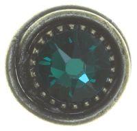 Vorschau: Konplott Amazonia Ohrstecker in blau/grün emerald 5450543771427