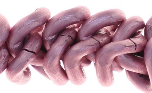 Konplott Bead Snakes elastisches Armband in Dark-Rose 5450543787992
