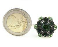 Vorschau: Konplott Bended Lights Ring in Grün 5450527759984