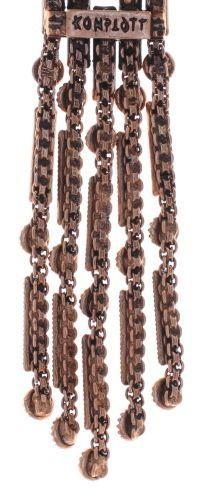 Konplott Graphic Flow Halskette in pink antique 5450543865850