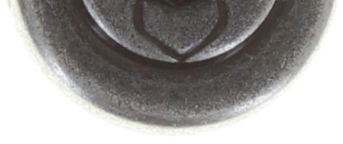 Konplott Black Jack Ohrstecker in grün - crystal tabac 5450527667807